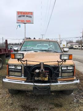 1989 GMC Sierra 1500 for sale in Byesville, OH