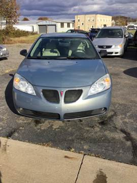 2007 Pontiac G6 for sale at Stewart's Motor Sales in Byesville OH