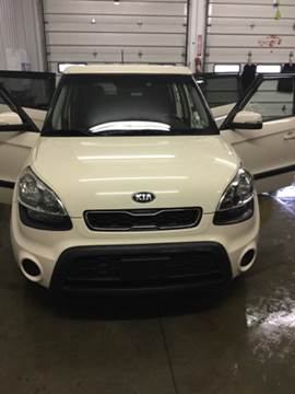 2013 Kia Soul for sale in Byesville, OH