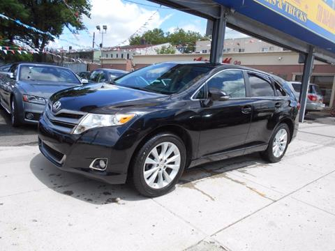 2013 Toyota Venza for sale in Jamaica, NY