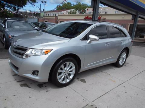 2014 Toyota Venza for sale in Jamaica, NY