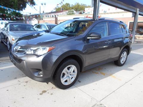2015 Toyota RAV4 for sale in Jamaica, NY