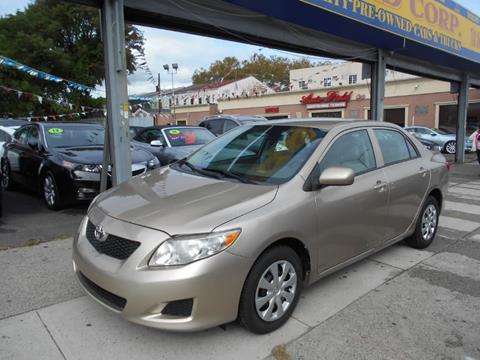 2010 Toyota Corolla for sale in Jamaica, NY
