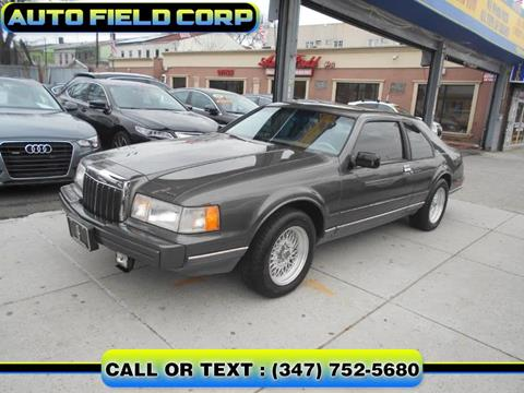1992 Lincoln Mark VII for sale in Jamaica, NY