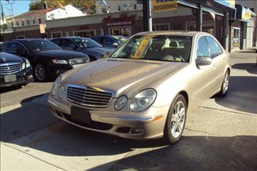 2005 Mercedes-Benz E-Class for sale in Jamaica, NY