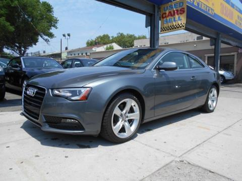 2013 Audi A5 for sale in Jamaica, NY