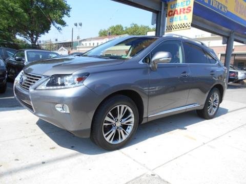 2013 Lexus RX 450h for sale in Jamaica, NY