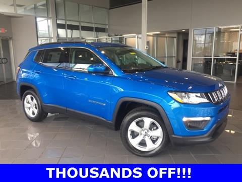 2018 Jeep Compass for sale in Nicholasville, KY
