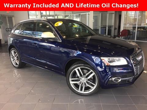 2014 Audi SQ5 for sale in Nicholasville, KY