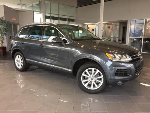 2013 Volkswagen Touareg for sale in Nicholasville, KY