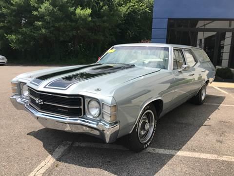 1971 Chevrolet Malibu for sale in West Bridgewater, MA