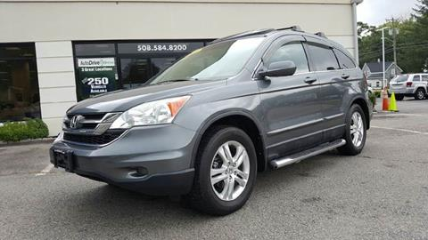 2010 Honda CR-V for sale in West Bridgewater, MA