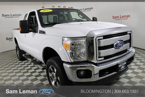2015 Ford F-350 Super Duty for sale in Bloomington, IL