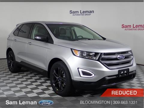 2018 Ford Edge for sale in Bloomington, IL