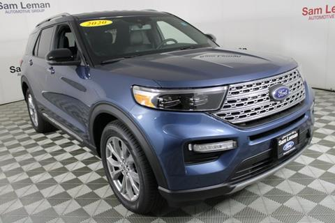 2020 Ford Explorer for sale in Bloomington, IL
