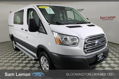 2018 Ford Transit Cargo for sale in Bloomington, IL