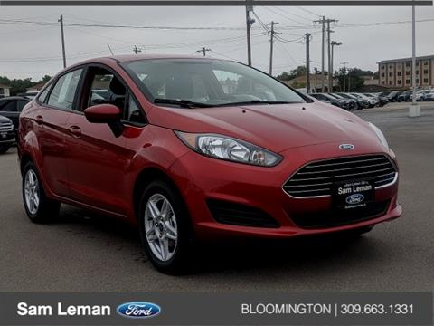2018 Ford Fiesta for sale in Bloomington, IL