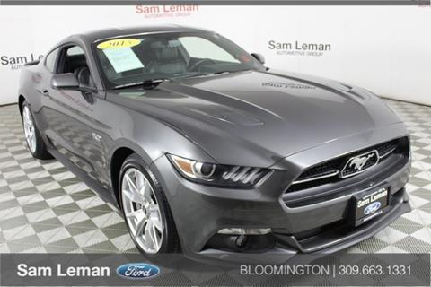 2015 Ford Mustang for sale in Bloomington, IL