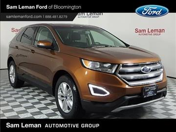 2017 Ford Edge for sale in Bloomington, IL