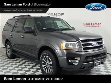 2017 Ford Expedition for sale in Bloomington, IL