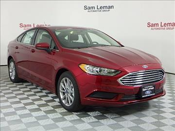 2017 Ford Fusion for sale in Bloomington, IL