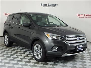 2017 Ford Escape for sale in Bloomington, IL