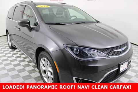 2018 Chrysler Pacifica for sale in Bloomington, IL