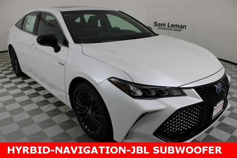 2020 Toyota Avalon Hybrid for sale in Bloomington, IL