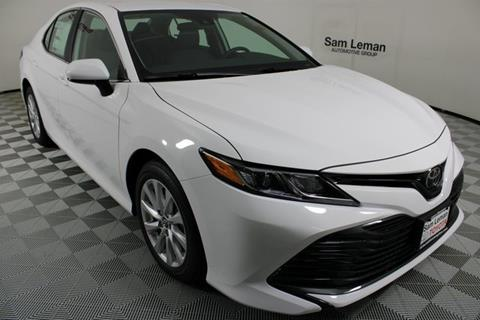 2020 Toyota Camry for sale in Bloomington, IL