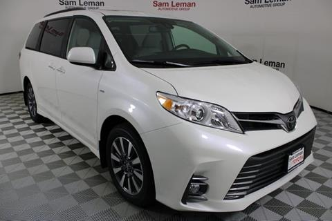 2020 Toyota Sienna for sale in Bloomington, IL