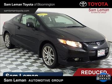 2013 Honda Civic for sale in Bloomington, IL