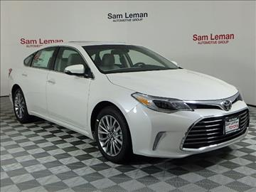 2017 Toyota Avalon for sale in Bloomington, IL