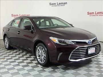 2017 Toyota Avalon Hybrid for sale in Bloomington, IL