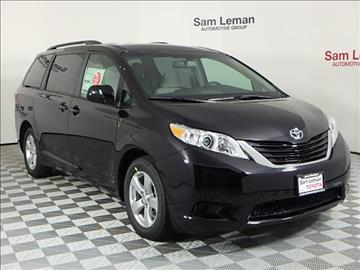 2017 Toyota Sienna for sale in Bloomington, IL