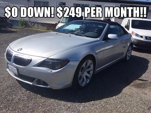 2005 BMW 6 Series for sale in Bohemia, NY