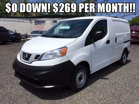2015 Nissan NV200 for sale in Bohemia NY