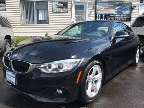 2014 BMW 4 Series for sale in Bohemia NY