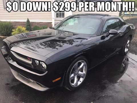 2013 Dodge Challenger for sale in Bohemia NY