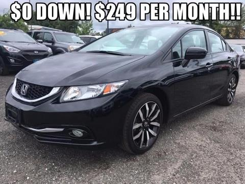 2014 Honda Civic for sale in Bohemia NY
