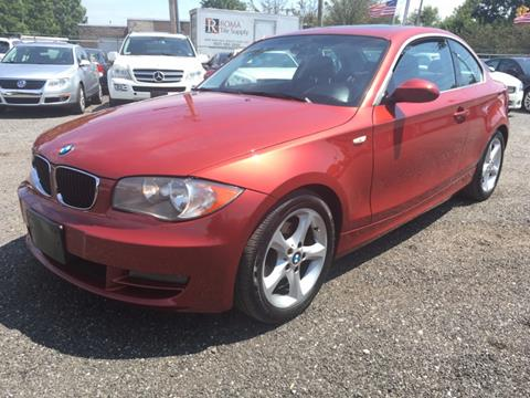 2008 BMW 1 Series for sale in Bohemia, NY