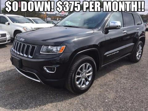2014 Jeep Grand Cherokee for sale in Bohemia NY