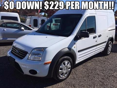 2012 Ford Transit Connect for sale in Bohemia NY