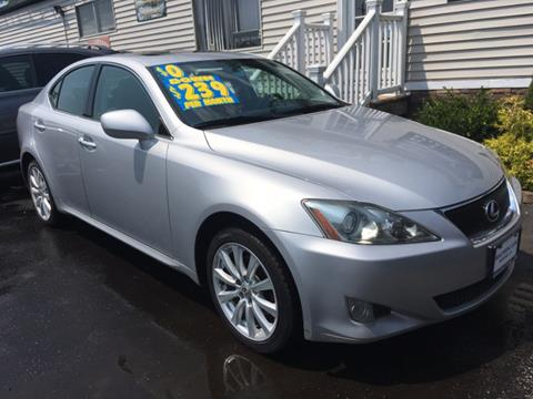 2008 Lexus IS 250 for sale in Bohemia, NY