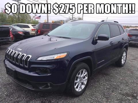 2014 Jeep Cherokee for sale in Bohemia, NY