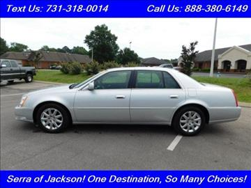 2011 Cadillac DTS for sale in Jackson, TN