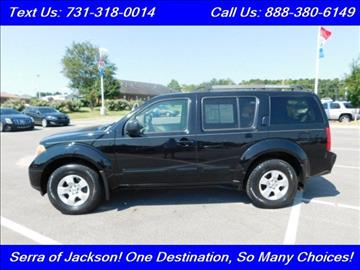 2007 Nissan Pathfinder for sale in Jackson, TN
