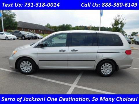2008 Honda Odyssey for sale in Jackson, TN