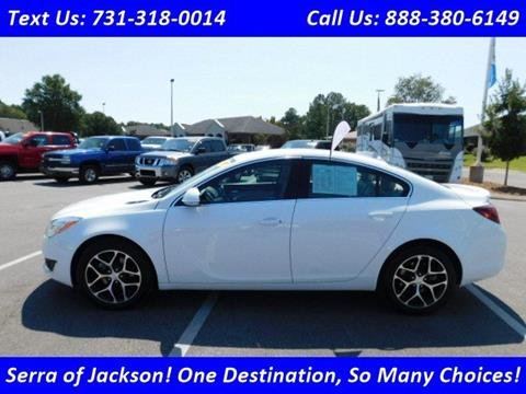 2017 Buick Regal for sale in Jackson, TN