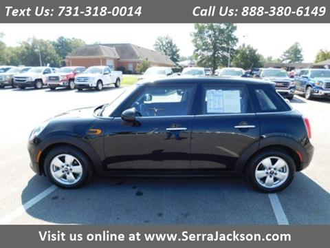 2016 MINI Hardtop 4 Door for sale in Jackson, TN
