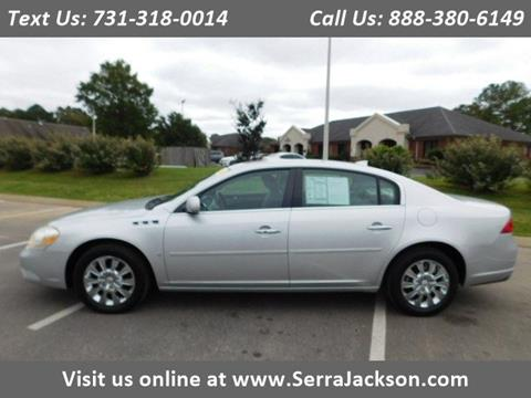 2009 Buick Lucerne for sale in Jackson, TN